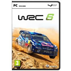 WRC FIA World Rally Championship 6 (PC)