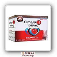 Omega 3 1000mg LN 120 kaps. (5907604341766)