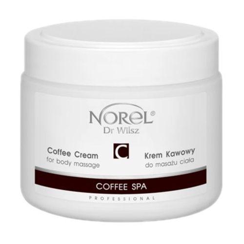 Norel (dr wilsz) coffee spa coffee cream for body massage krem kawowy do masażu ciała (pb307) - Sprawdź już teraz