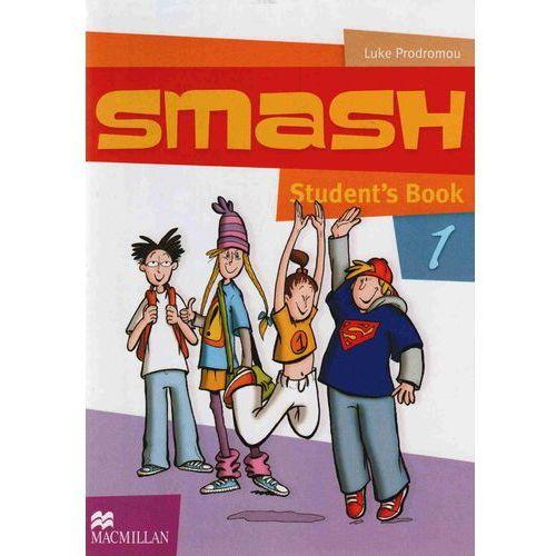 Smash 1. Klasa 4-6, szkoła podstawowa. Język angielski. Podręcznik., oprawa kartonowa
