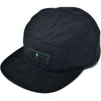 czapka z daszkiem HABITAT - Artisan Apex Black Cerna (CERNA) rozmiar: OS