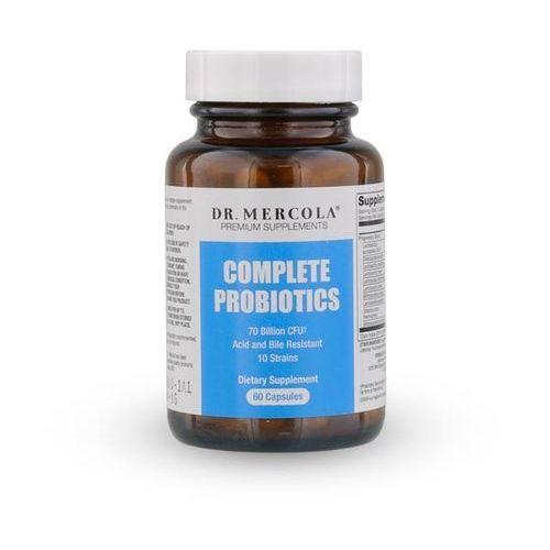 Kapsułki Synbiotyk (probiotyki + prebiotyki) Complete Probiotics 60 kapsułek kenayAG
