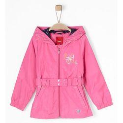 S.oliver red label kurtka przeciwdeszczowa pink