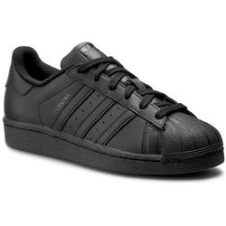 Buty adidas - Superstar Foundation J B25724 Cblack, kolor czarny