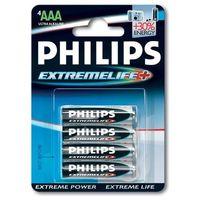 Philips  extremelife bateria lr03-p4/12b