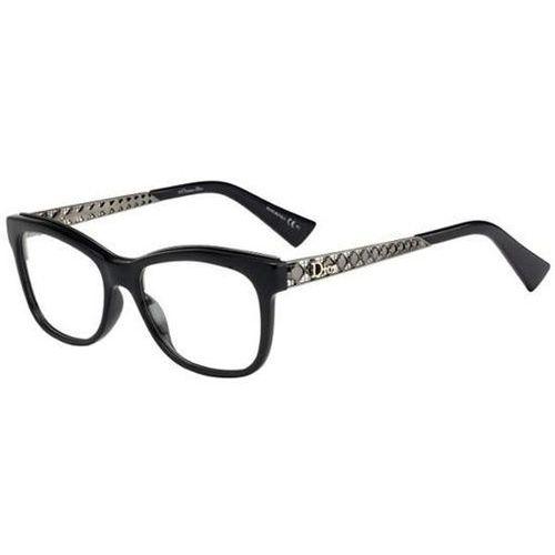 Okulary korekcyjne diorama o1 f00 Dior