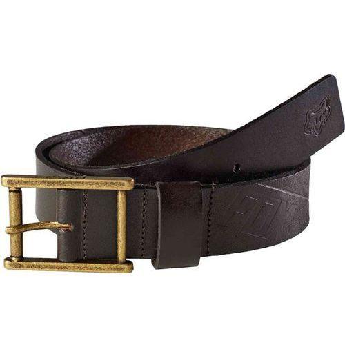 pasek FOX - Briarcliff Leather Belt Brown (081)