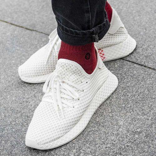 Adidas Deerupt Runner (BD7882), kolor biały