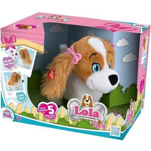 Lola piesek interaktywny imc094802 marki Tm toys
