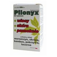 Tabletki Pilonyx - włosy, skóra, paznokcie (60 tabletek)