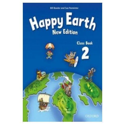 Happy Earth 2 New Edition Podręcznik, Oxford University Press