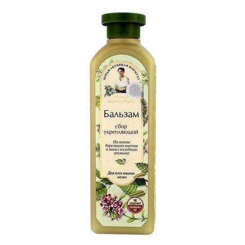 Babcia agafia Receptura babci agafii balsam do włosów wzmacniający, 350 ml (4607040317448)