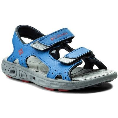018422f3e40ce Sandały COLUMBIA - Childrens Techsun Vent BC4566 Stormy Blue/Mountain Red  426 eobuwie.pl