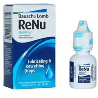 Krople renu multiplus lubricating 8 ml marki Bausch+lomb