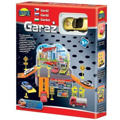 Garaże DROMADER