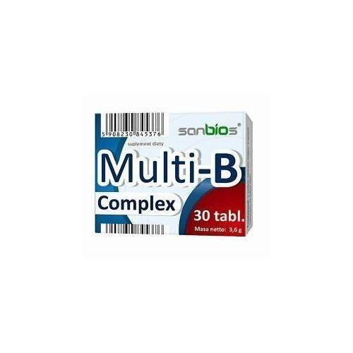 Tabletki MULTI-B-COMPLEX x 30 tabletek