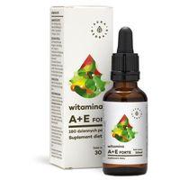 Witamina A + E Forte (30ml) Aura Herbals