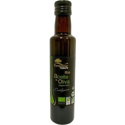 Oleje, oliwy i octy CAMPOMAR NATURE (oliwki, oliwa, kapary, miód) biogo.pl - tylko natura