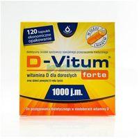 Kapsułki D-Vitum forte 1000 j.m. 120kaps
