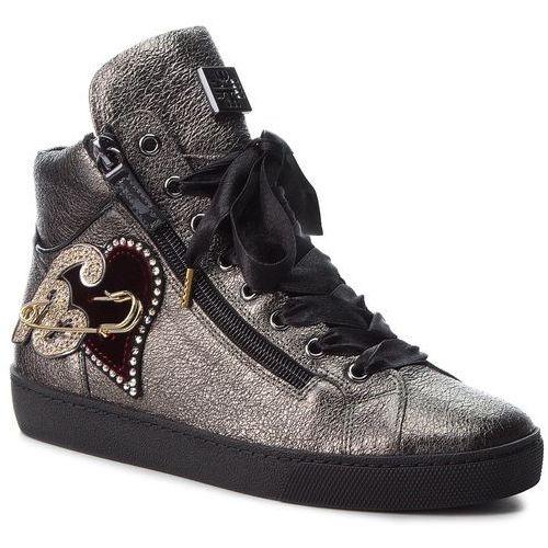 Sneakersy 6 100361 Antrazit 6200, kolor szary (HÖGL)