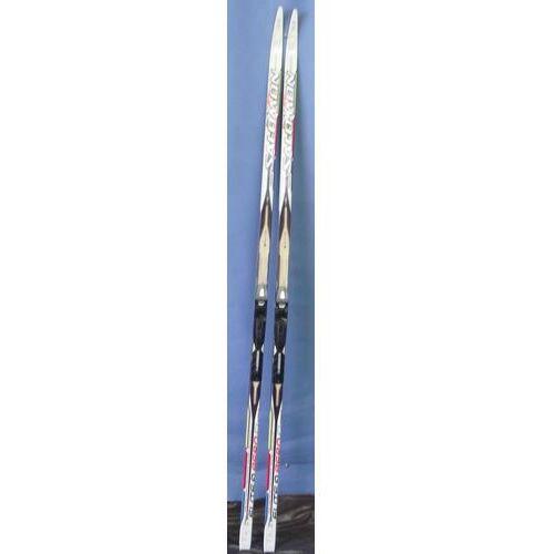 Nowe narty biegowe elite 9 aero cl, dług. 206cm (gg) Salomon