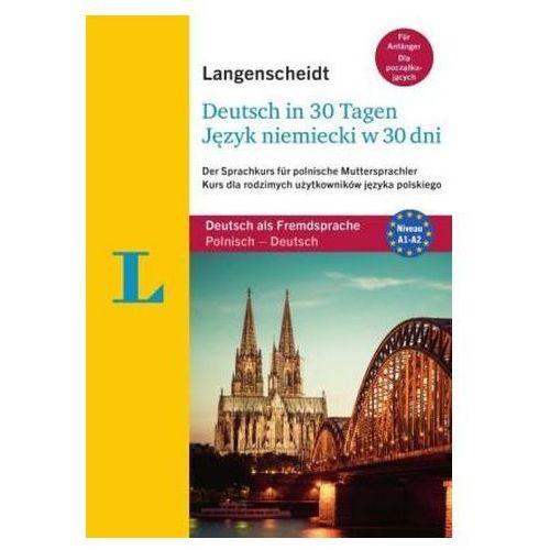 Langenscheidt Deutsch in 30 Tagen - Jezyk niemiecki w 30 dni, m. Audio-CD