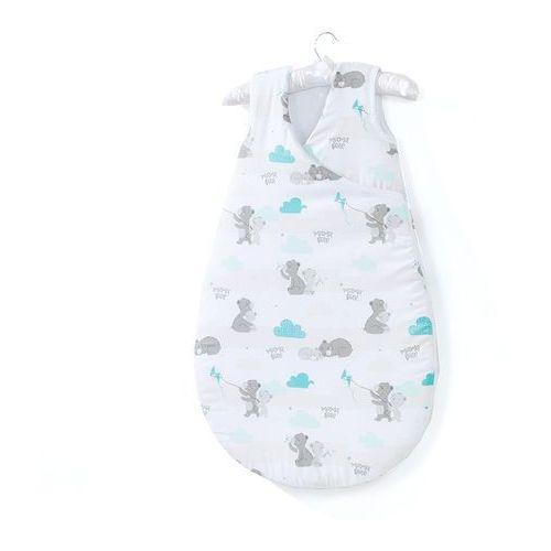 Mamo-tato śpiworek niemowlęcy do spania bubble - niedźwiadki z morskim