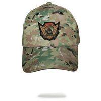 czapka z daszkiem SPRAYGROUND - Multicamo Hat (000)