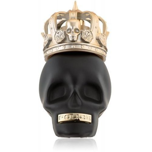 Police to be the king edt 125ml tester - police to be the king edt 125ml tester