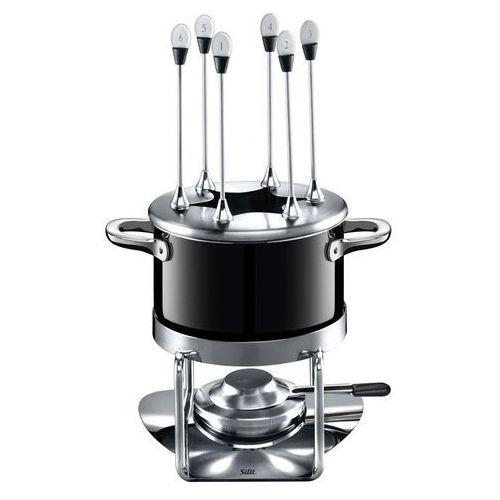 Zestaw do fondue passion black marki Silit