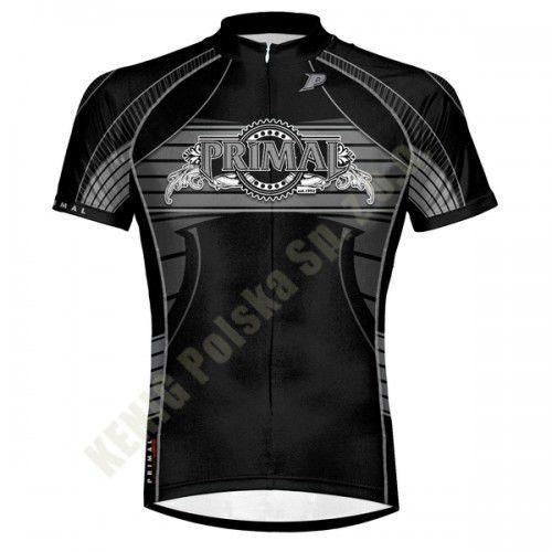 Primal legacy - koszulka rowerowa