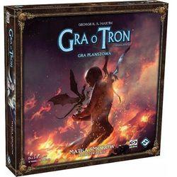 Galakta Gra gra o tron: matka smoków, edycja druga +darmowa dostawa przy płatności kup z twisto