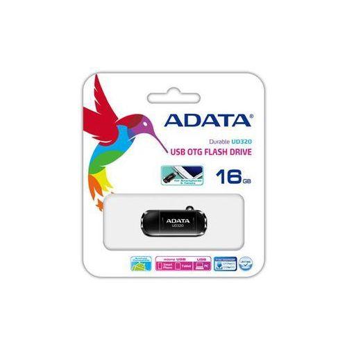 Adata Pendrive dashdrive durable 16gb (aud320-16g-rbk) darmowy odbiór w 20 miastach!