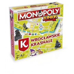 Monopoly wrocław junior krasnale marki Winning moves