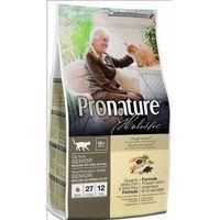 holistic dla kotów otyłych lub starszych, biała oceaniczna ryba i dziki ryż z oliwą 2,72kg/5,44kg marki Pronature