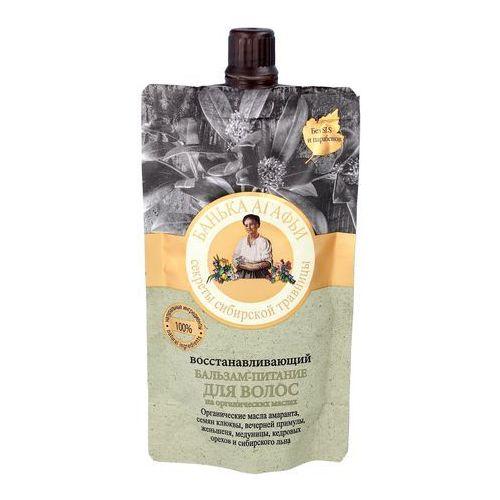 Babcia agafia Agafia rosyjska, bania agafii balsam do włosów odżywczo regeneracyjny,100ml - agafia rosyjska