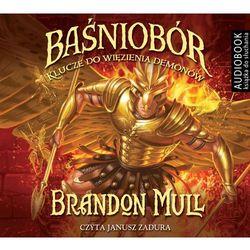 Audiobooki  Brandon Mull