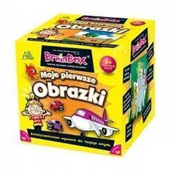 Albi Gra brainbox moje pierwsze obrazki - darmowa dostawa od 199 zł!!!