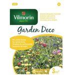 Vilmorin Kwiaty na suche tereny: kosmos, chaber bławatek, gailardia 6g garden deco