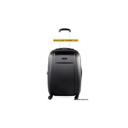 PUCCINI walizka duża z kolekcji ABS02 twarda 4 koła materiał ABS zamek szyfrowy, ABS02 A