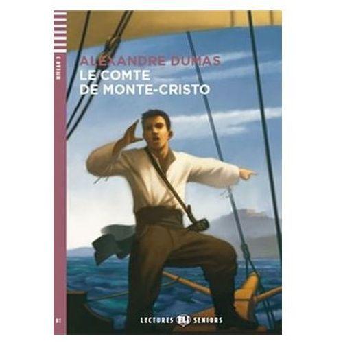Le comte de Monte-Cristo niveau 3 avec CD audio, ELI