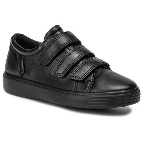Ecco Sneakersy - s7 teen 78017251052 black/black