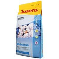 Josera 10 kg + 5 l tigerino crystals żwirek gratis! - marinesse, z łososiem (4032254742913)