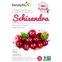 Sproszkowany ekstrakt z SCHISANDRY (CYTRYŃCA CHIŃSKIEGO) 5:1 50g