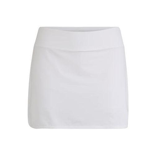 Nike Performance PURE Spódnica sportowa white/black, kolor biały