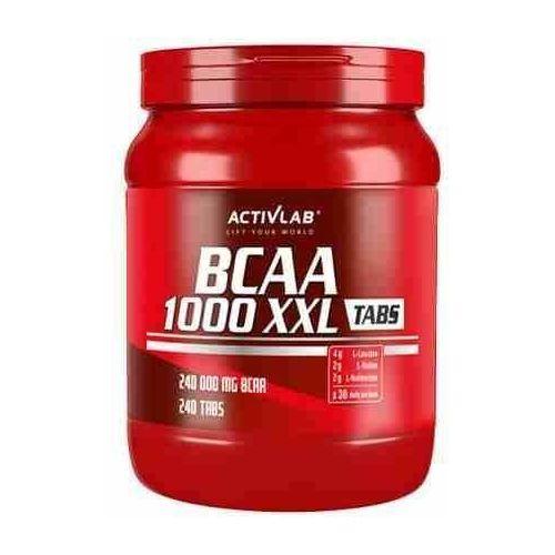 ACTIVLAB BCAA 1000 240tabs, 4917-60456