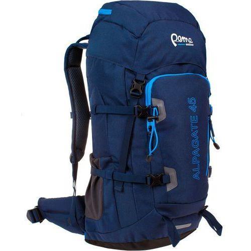 7a6b2fab6ee1e Plecak turystyczny Peme Alpagate 45 Granatowy ceny opinie i recenzje ...