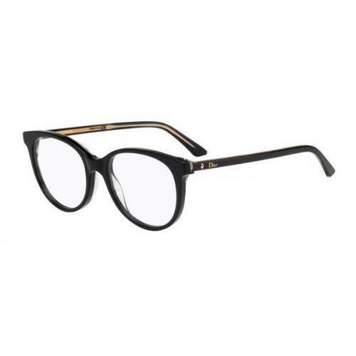 Dior Okulary korekcyjne montaigne 16 nsi