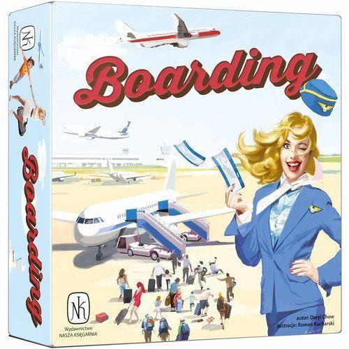 Nasza księgarnia Gra boarding (pl)