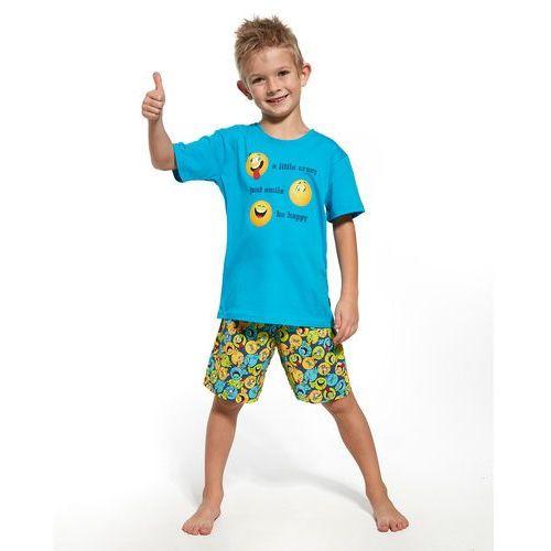6c8de45d00c3e5 Zobacz w sklepie Piżama Cornette Kids Boy 789/63 Smile kr/r ROZMIAR: 86-92